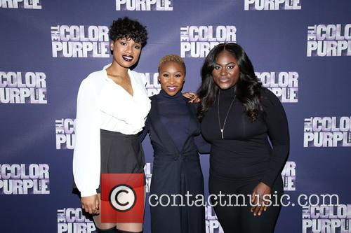 Jennifer Hudson, Cynthia Erivo and Danielle Brooks 11