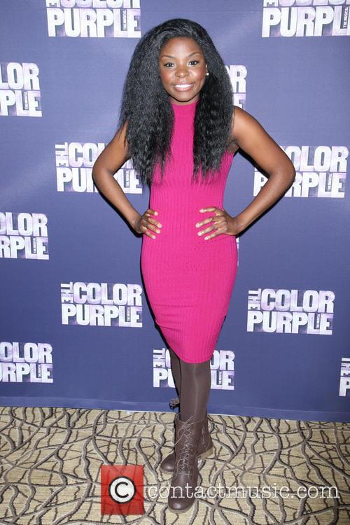 The Color Purple and Joaquina Kalukango 6