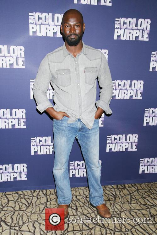 The Color Purple and Isaiah Johnson 9