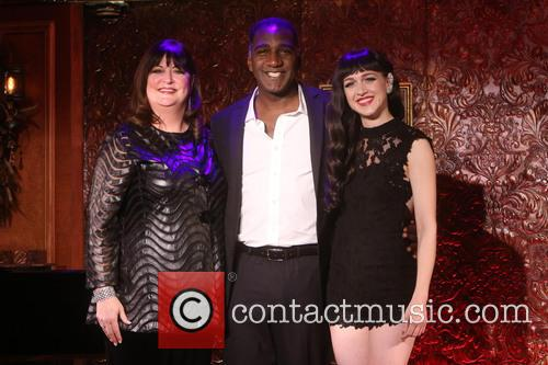Ann Hampton Callaway, Norm Lewis and Lena Hall