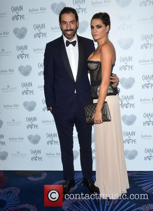 Robert Pires and Jessica Lemarie 2