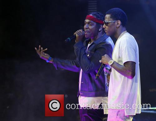 Pusha T and Fabolous 5