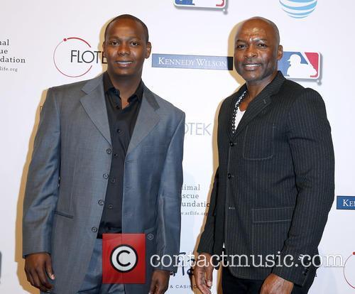 Edgar Renteria and Reggie Sanders 2