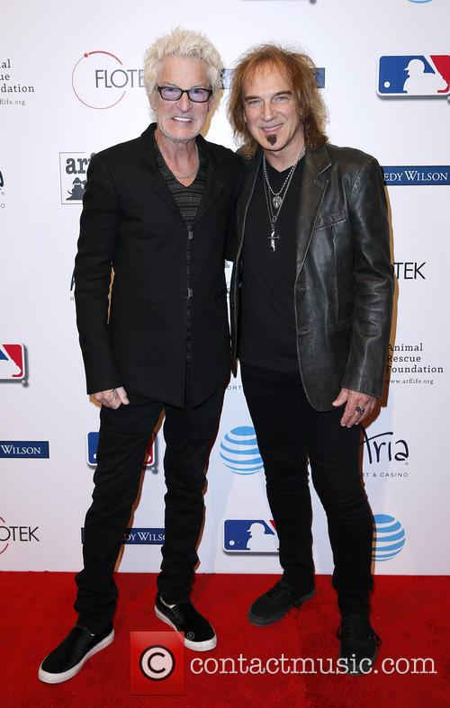 Kevin Cronin and Dave Amato 1