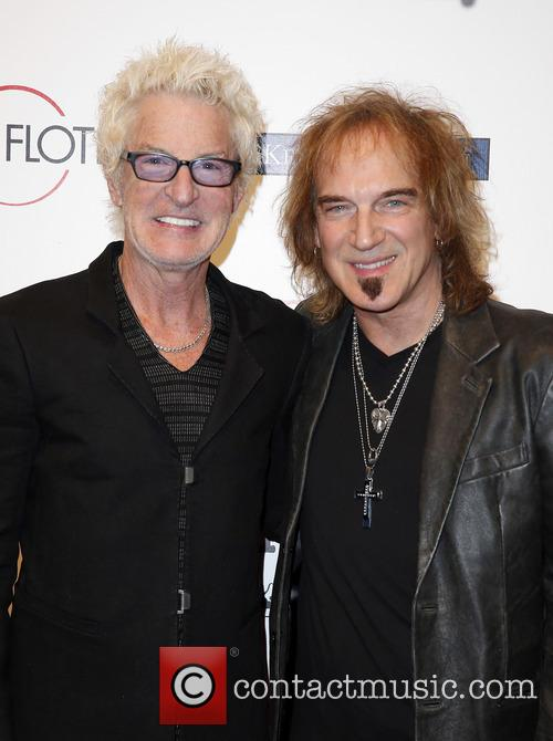 Kevin Cronin and Dave Amato 2