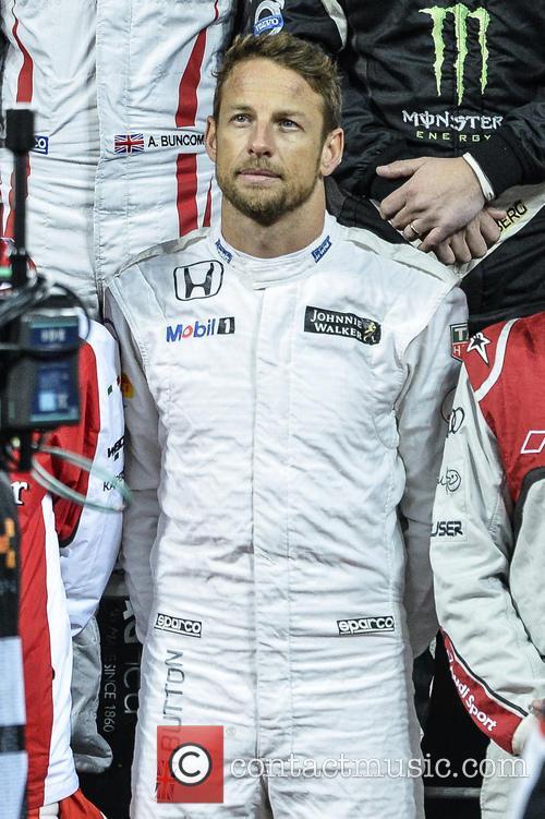 Jenson Button 9