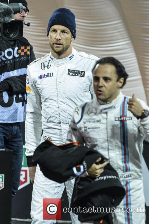 Jenson Button 11