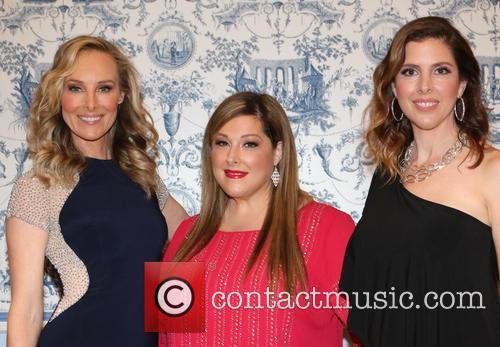 Chynna Phillip, Carnie Wilson and Wendy Wilson 2