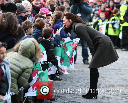 Catherine Duchess Of Cambridge and Kate Middleton 4