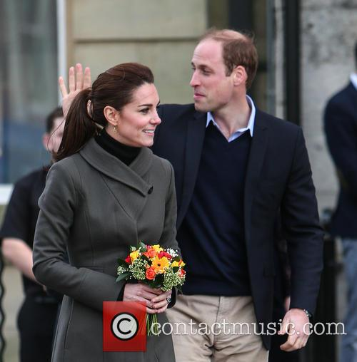 Prince William, Duke Of Cambridge, Catherine Duchess Of Cambridge and Kate Middleton 5
