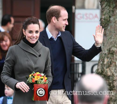 Prince William, Duke Of Cambridge, Catherine Duchess Of Cambridge and Kate Middleton 7