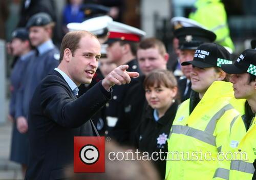 Prince William and Duke Of Cambridge 2