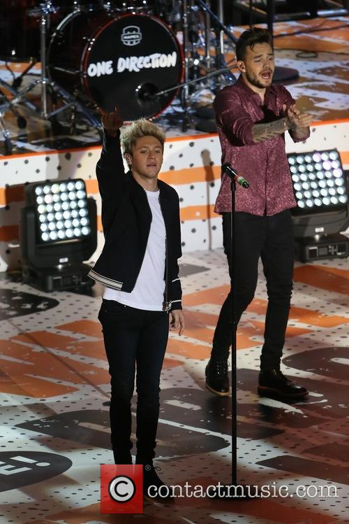 Niall Horan and Liam Payne 8