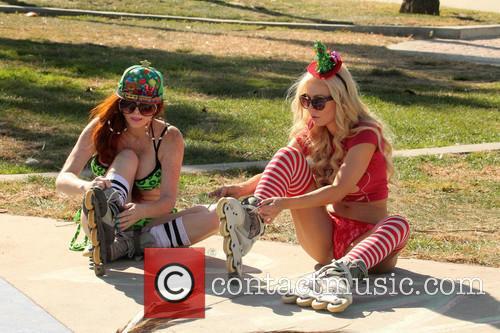 Phoebe Price and Ana Braga 11