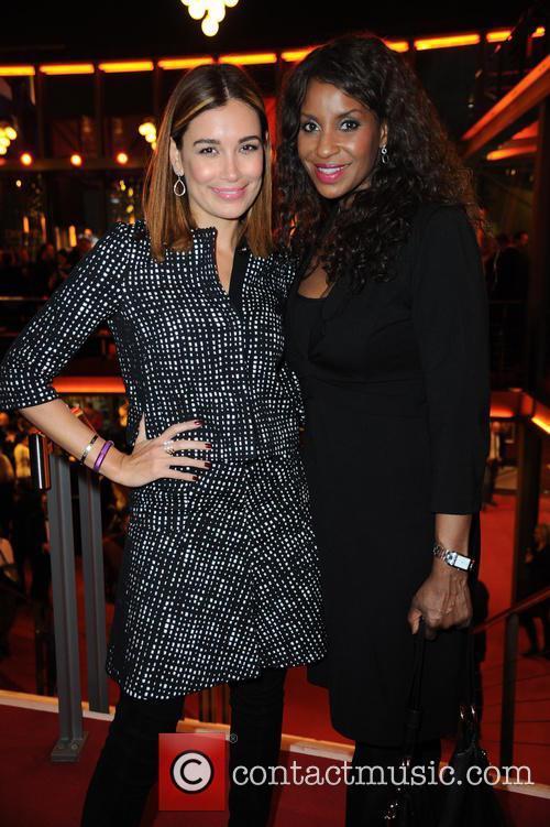 Jana Ina Zarrella and Liz Baffoe 2