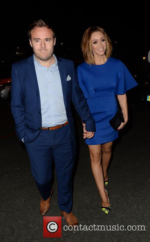 Lucy Jo Hudson and Alan Halsall 1