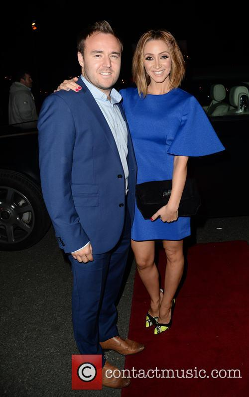 Lucy Jo Hudson and Alan Halsall 2