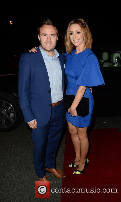 Lucy Jo Hudson and Alan Halsall 3