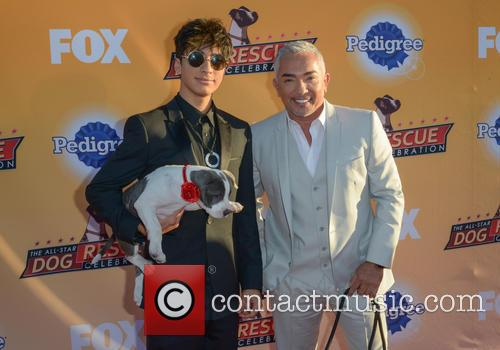 Calvin Millan and Cesar Millan 2