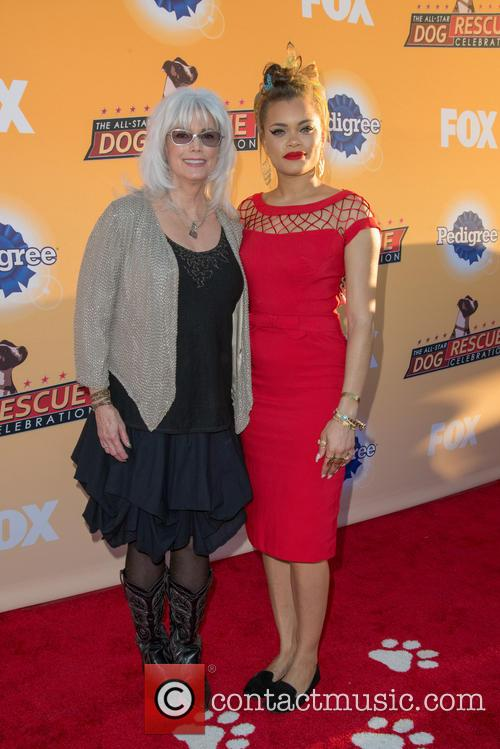 Emmylou Harris and Andra Day 1
