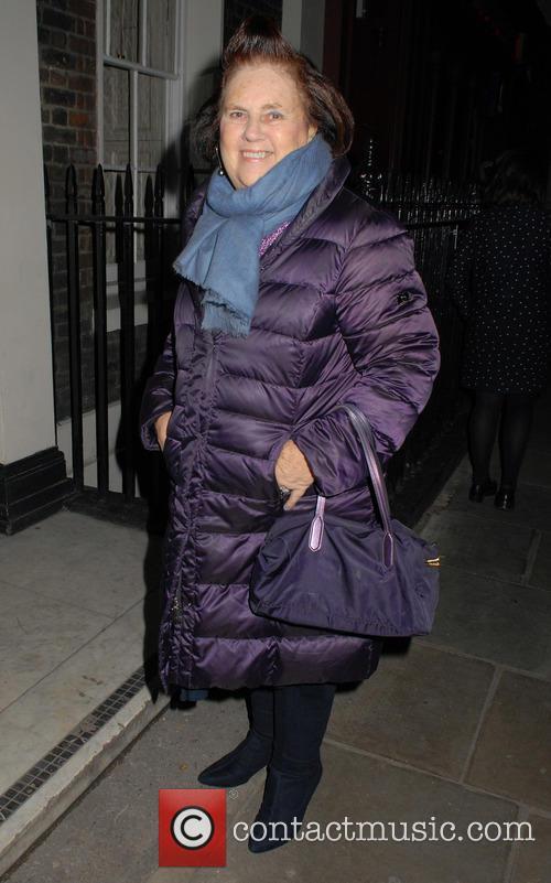 British Fashion Awards nominees dinner