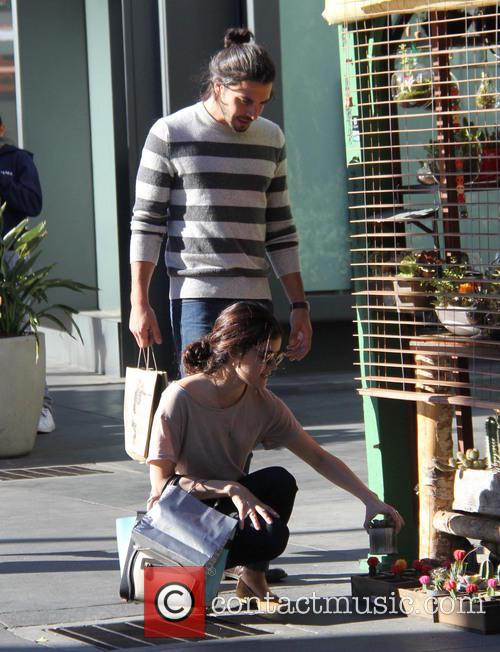 Lucy Hale and Anthony Kalabretta 5