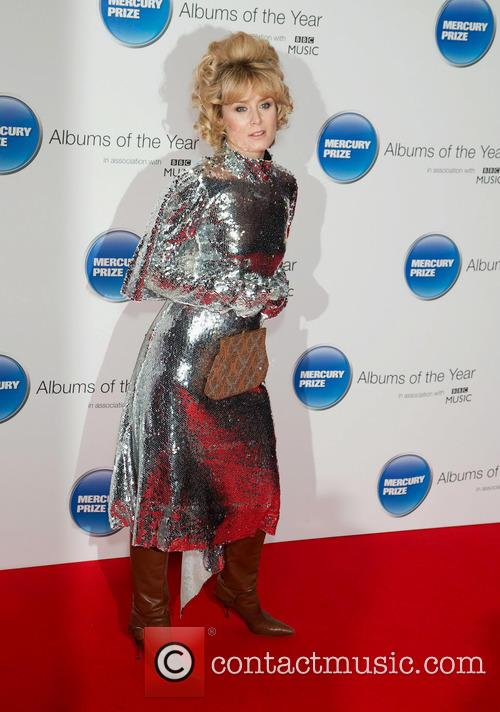 Mercury Prize Award