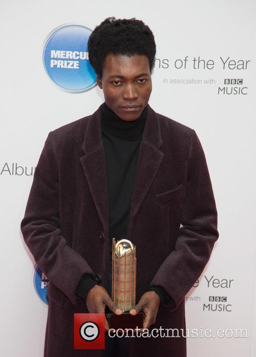 Mercury Prize Award