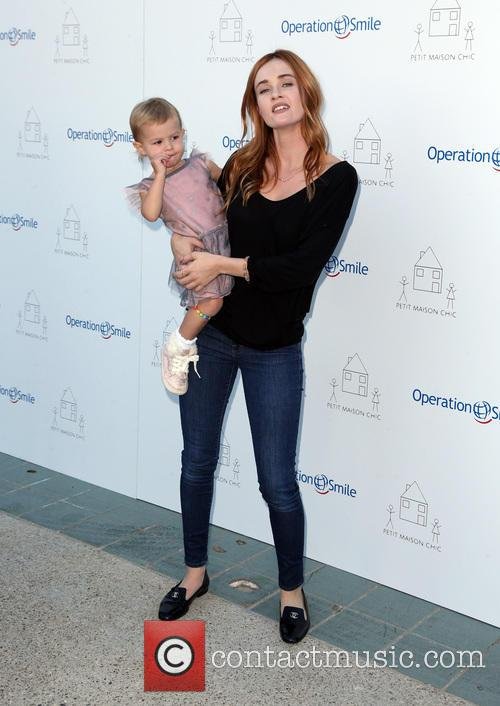 Ambyr Childers and London Emmett 1