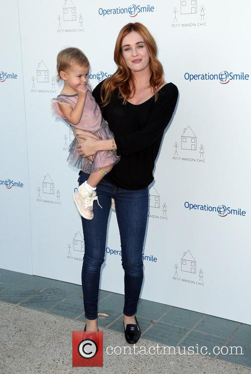 Ambyr Childers and London Emmett 2