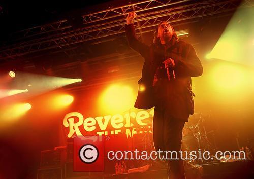 Reverend And The Makers, Reverend, The Makers and Jon Mc Clure 5