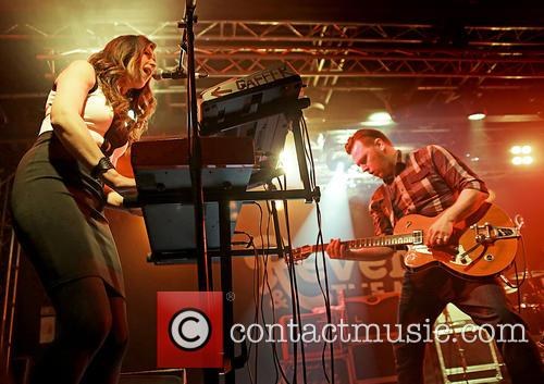 Reverend And The Makers, Reverend, The Makers, Laura Mcclure and Ed Cosens 7