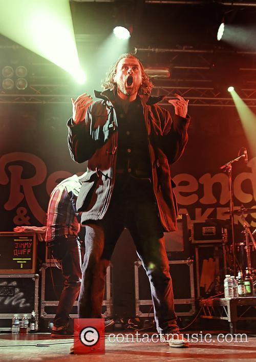 Reverend And The Makers, Reverend, The Makers and Jon Mc Clure 11