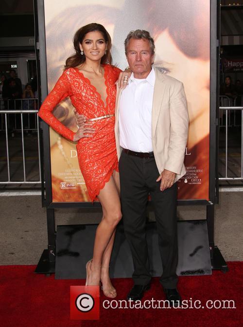 Blanca Blanco and John Savage 4