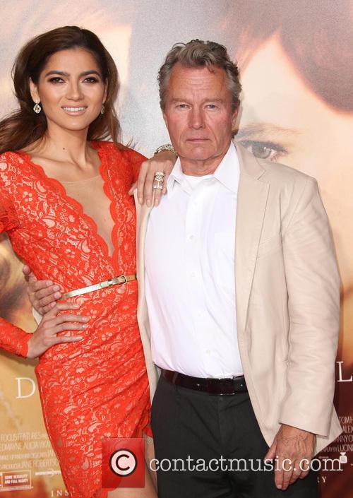Blanca Blanco and John Savage 6