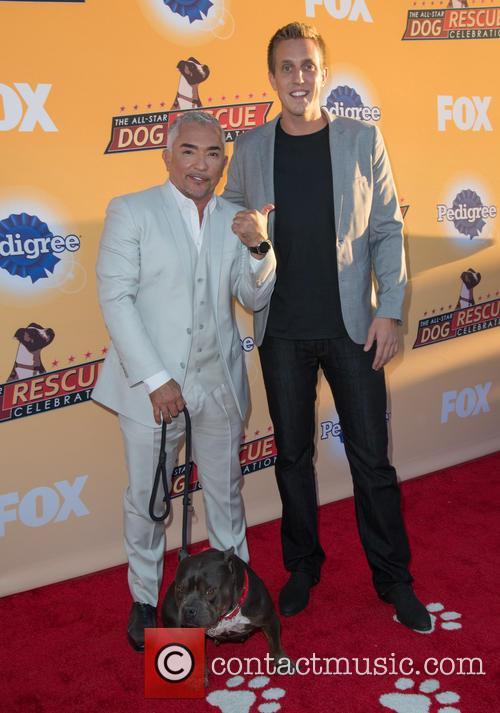 Cesar Millan and Rocky Kanaka 1