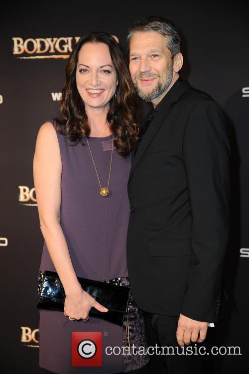 Natalia Woerner and Kai Wiesinger 1