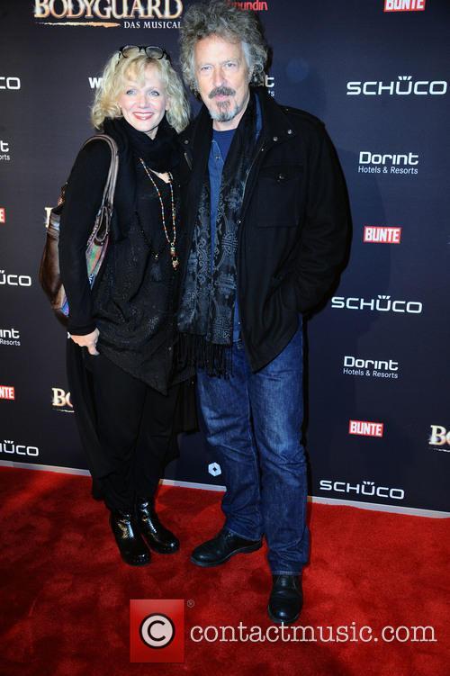 Tina Golemiewski and Wolfgang Niedecken 1