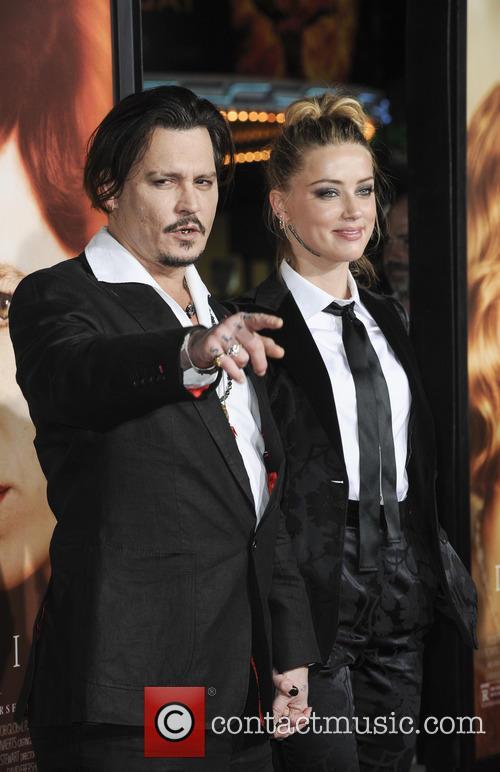 Johnny Depp and Amber Heard 3
