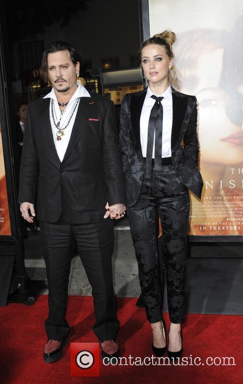 Johnny Depp and Amber Heard 9