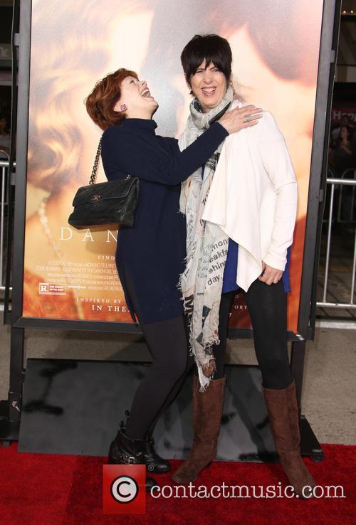 Frances Fisher and Diane Warren 1