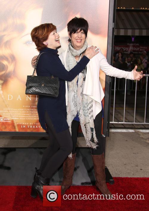 Frances Fisher and Diane Warren 2