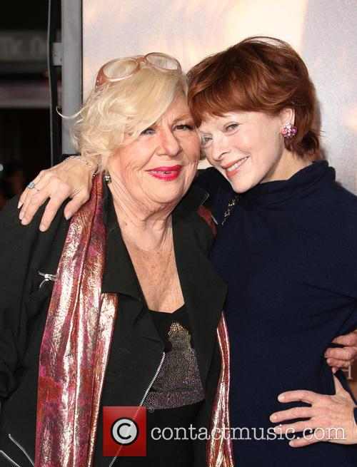 Renée Taylor and Frances Fisher 2