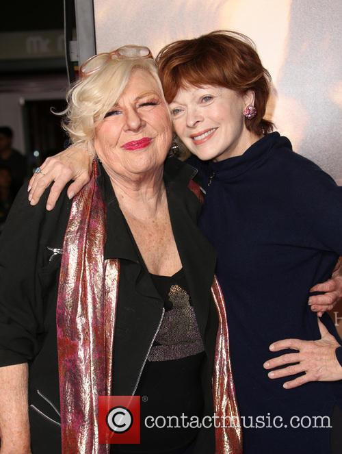 Renée Taylor and Frances Fisher 3