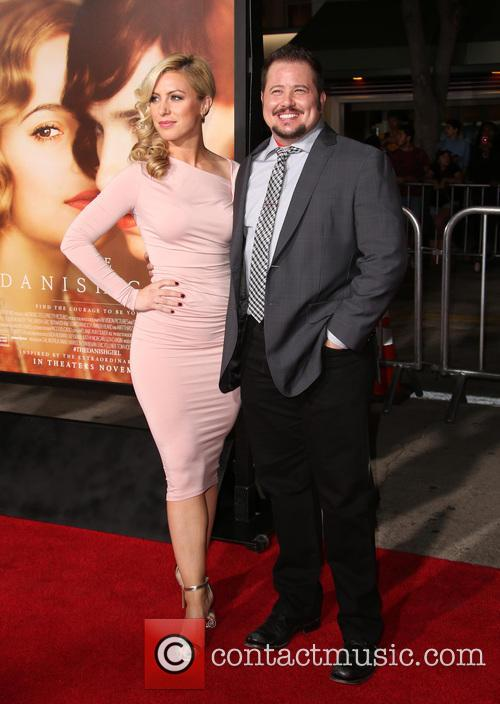 Chaz Bono and Girlfriend 5