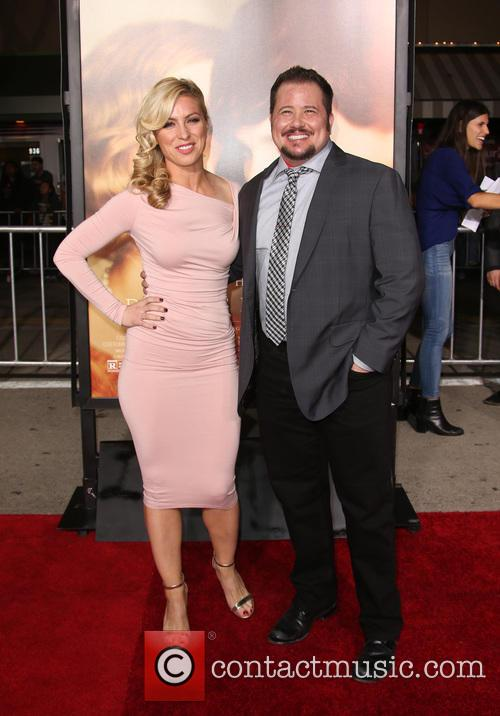 Chaz Bono and Girlfriend 6