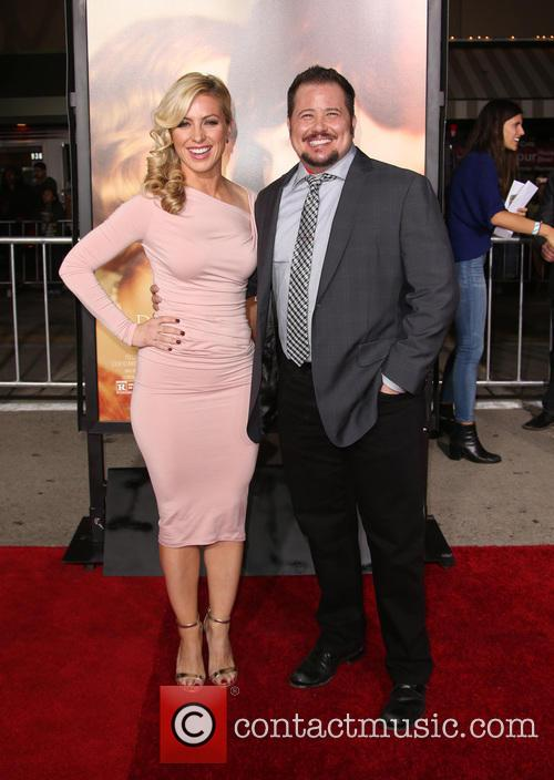 Chaz Bono and Girlfriend 7