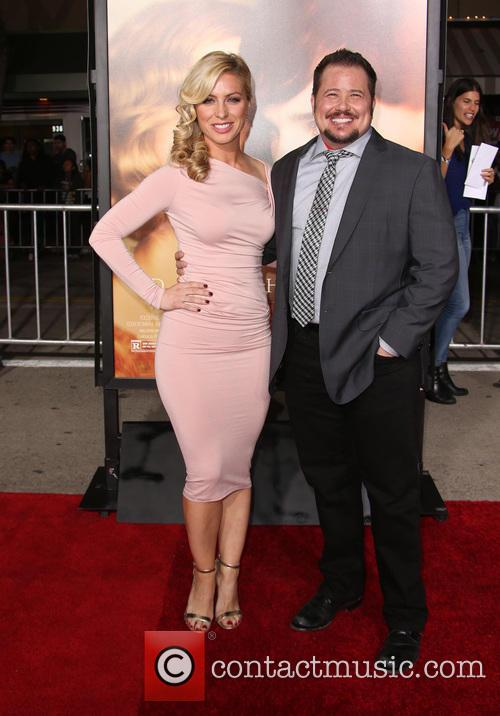 Chaz Bono and Girlfriend 8
