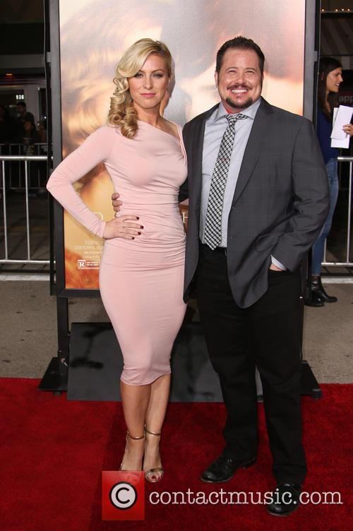 Chaz Bono and Girlfriend 9
