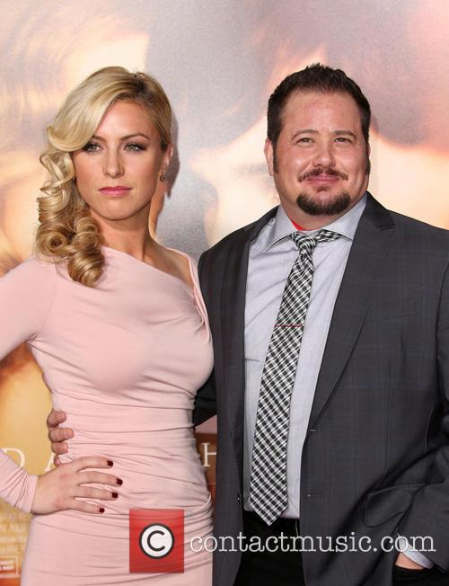 Chaz Bono and Girlfriend 11